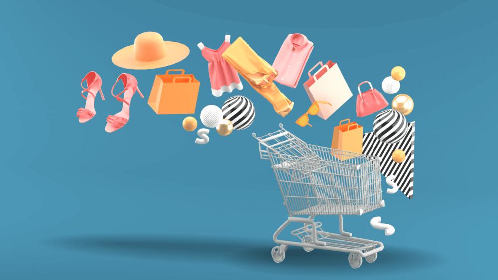 caddie shopping